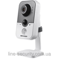 Беспроводная IP видеокамера Hikvision DS-2CD2412F-IW (4 мм)